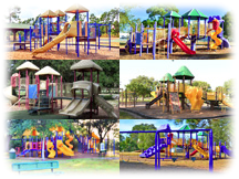 Playground Adventures in North Brevard Florida